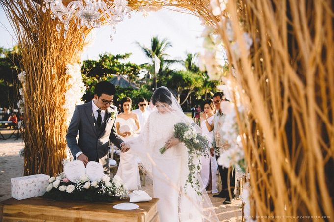 Wedding of Anjela & Yongke by Sofitel Bali Nusa Dua Beach Resort - 017