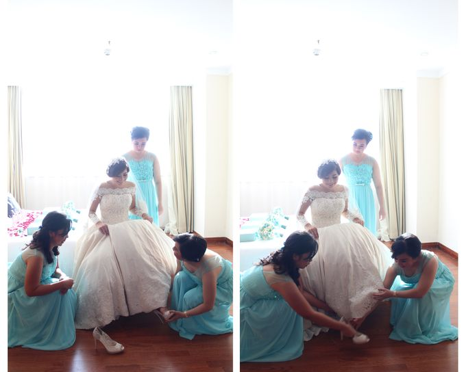 The Wedding of Yongkie & Ika by WedConcept Wedding Planner & Organizer - 005