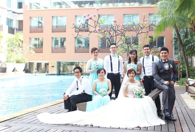 The Wedding of Yongkie & Ika by WedConcept Wedding Planner & Organizer - 007