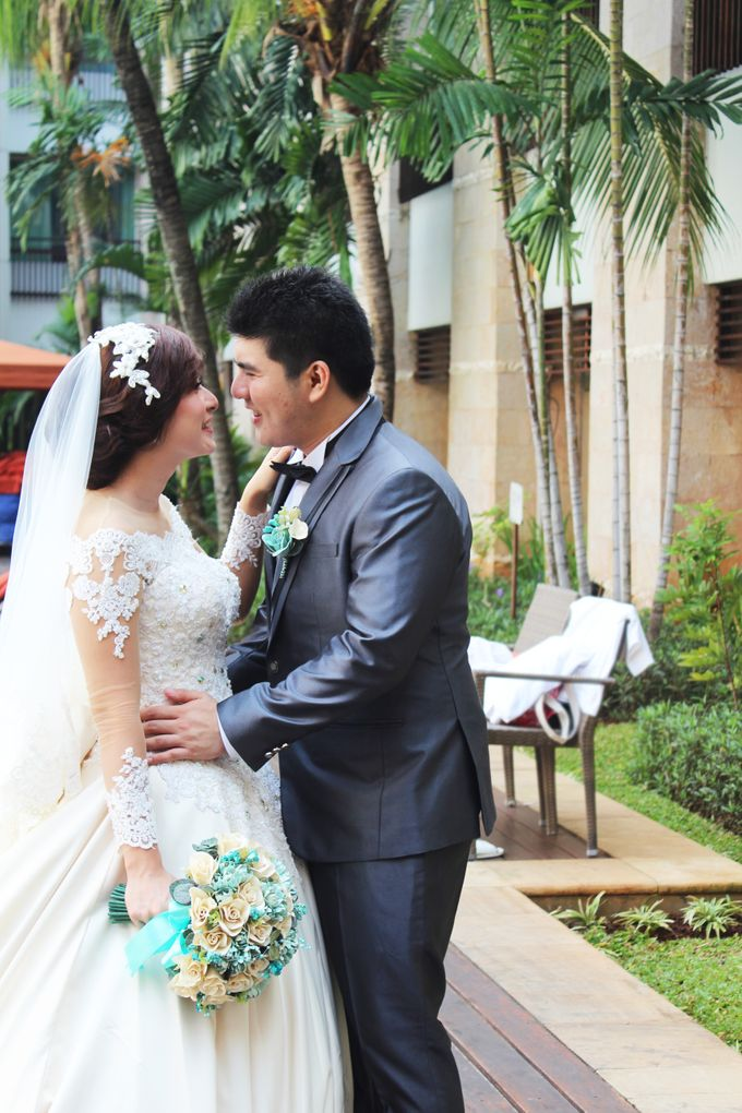 The Wedding of Yongkie & Ika by WedConcept Wedding Planner & Organizer - 008