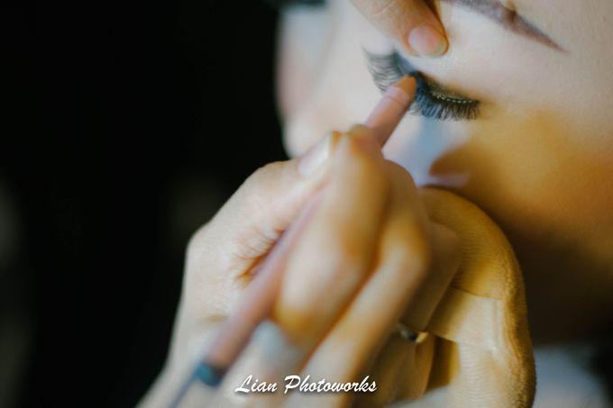 Wedding Russel & Lidya by Lian Photoworks - 001