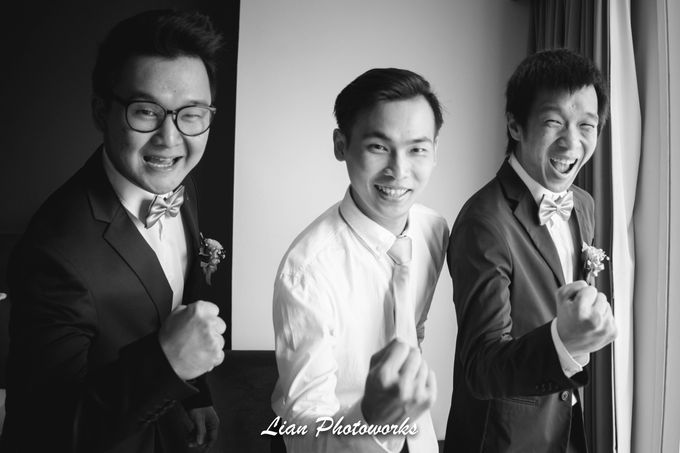 Wedding Russel & Lidya by Lian Photoworks - 004