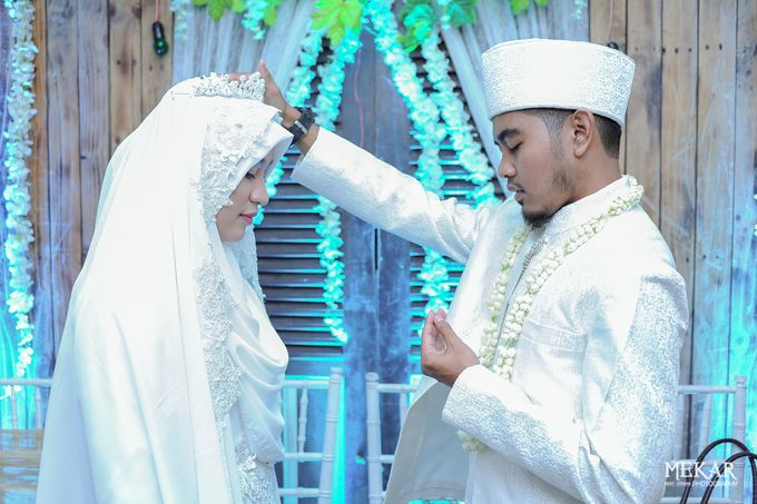 SPECIAL MOMENT THE WEDDING Rima & Halim by MEKAR PHOTOGRAPHY - 001