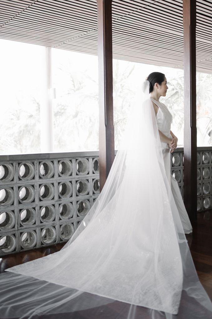 JOSHUA & LIA by Delapan Bali Event & Wedding - 002