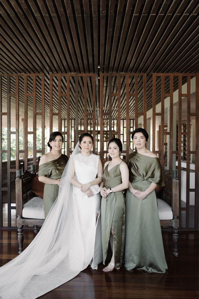 JOSHUA & LIA by Delapan Bali Event & Wedding - 024