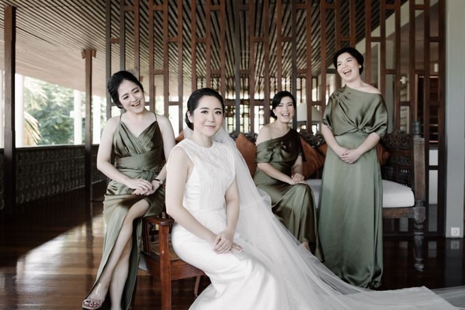 JOSHUA & LIA by Delapan Bali Event & Wedding - 025