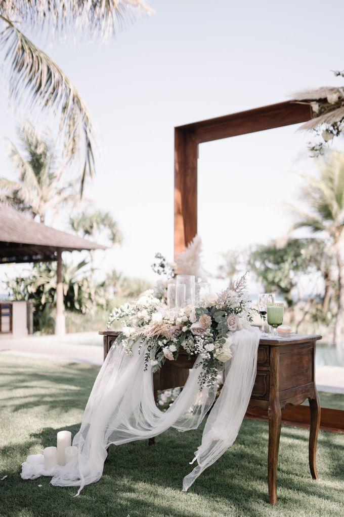 JOSHUA & LIA by Delapan Bali Event & Wedding - 004