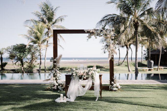 JOSHUA & LIA by Delapan Bali Event & Wedding - 028