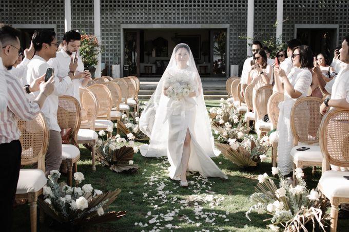 JOSHUA & LIA by Delapan Bali Event & Wedding - 030