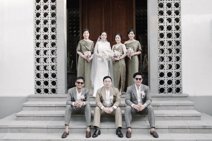 JOSHUA & LIA by Delapan Bali Event & Wedding - 036
