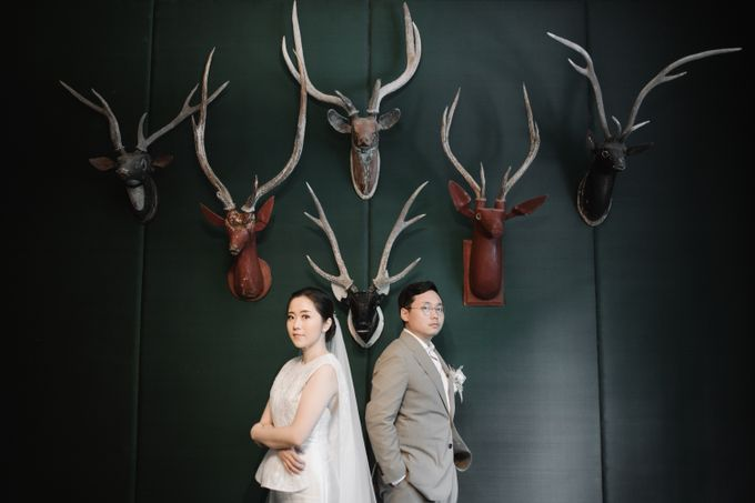 JOSHUA & LIA by Delapan Bali Event & Wedding - 037