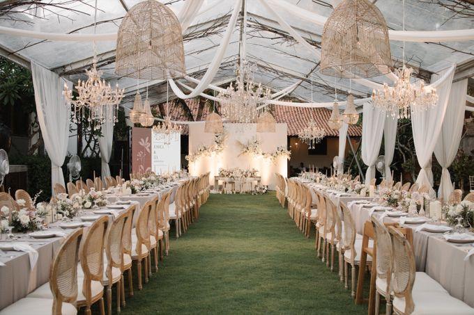 JOSHUA & LIA by Delapan Bali Event & Wedding - 038