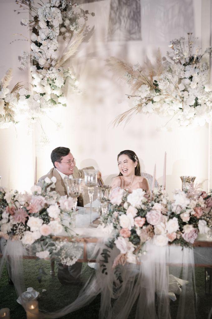 Lia Joshua Wedding by Kaminari Catering - 001