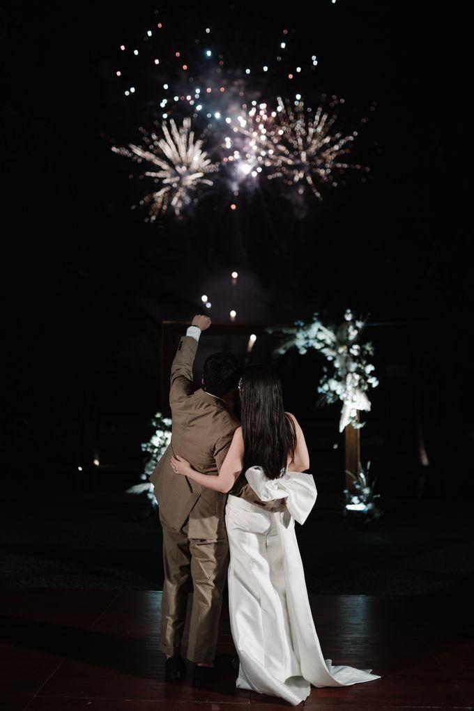 JOSHUA & LIA by Delapan Bali Event & Wedding - 047