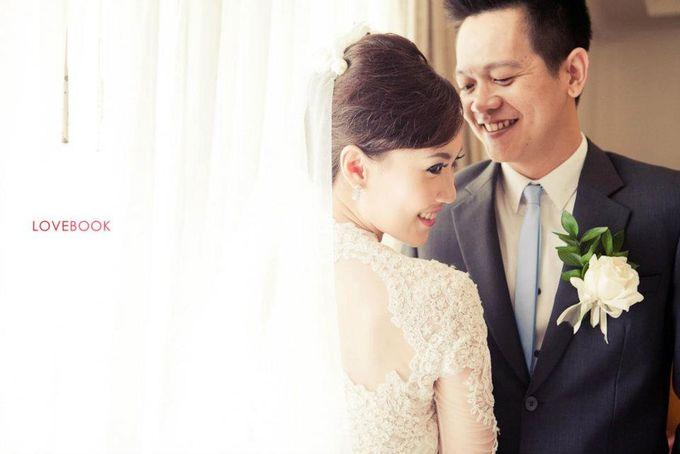 The Wedding of Yosep & Irene by FIVE Seasons WO - 005