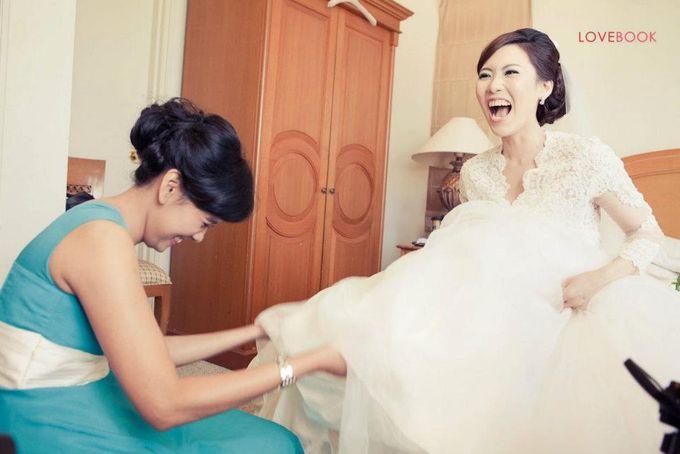 The Wedding of Yosep & Irene by FIVE Seasons WO - 007