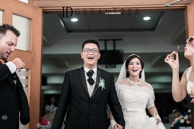 The wedding of Yoseph Kurniawan & Helen Ismaya by ID Organizer - 004