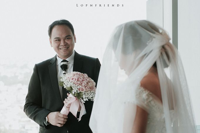Yoseph & Retta Wedding day by lop - 011