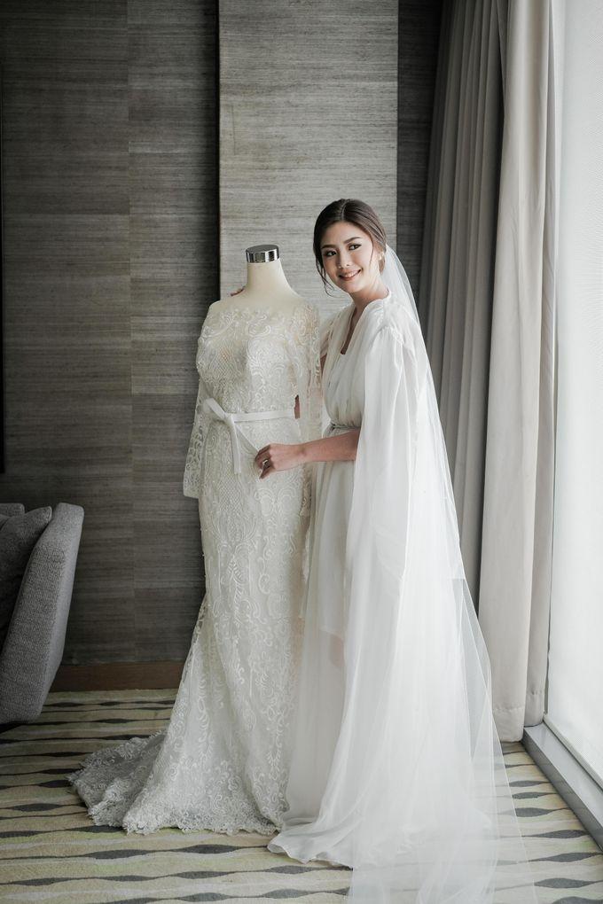 YOSEP & LIVITA WEDDING by Bramanta Wijaya Sposa - 010