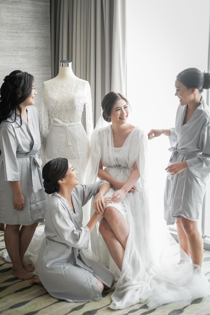 YOSEP & LIVITA WEDDING by Bramanta Wijaya Sposa - 007