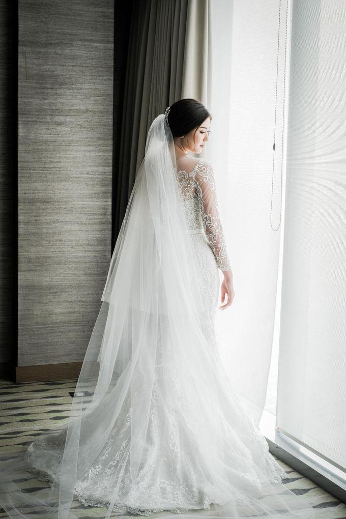 YOSEP & LIVITA WEDDING by Bramanta Wijaya Sposa - 014