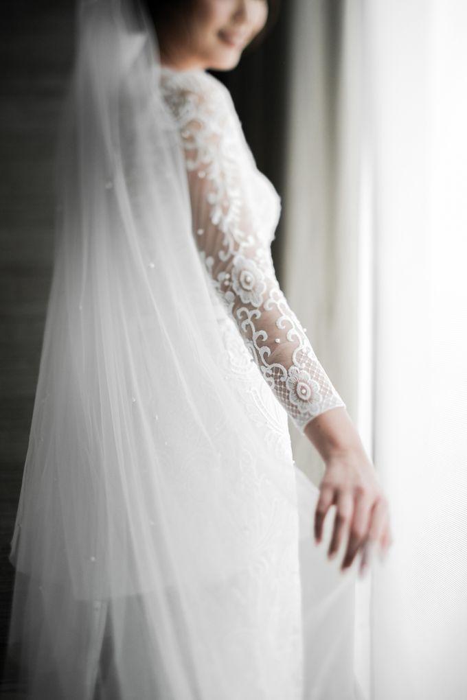YOSEP & LIVITA WEDDING by Bramanta Wijaya Sposa - 009