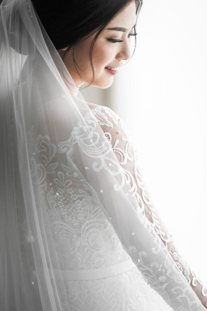 YOSEP & LIVITA WEDDING by Bramanta Wijaya Sposa - 003