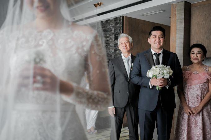 YOSEP & LIVITA WEDDING by Bramanta Wijaya Sposa - 021
