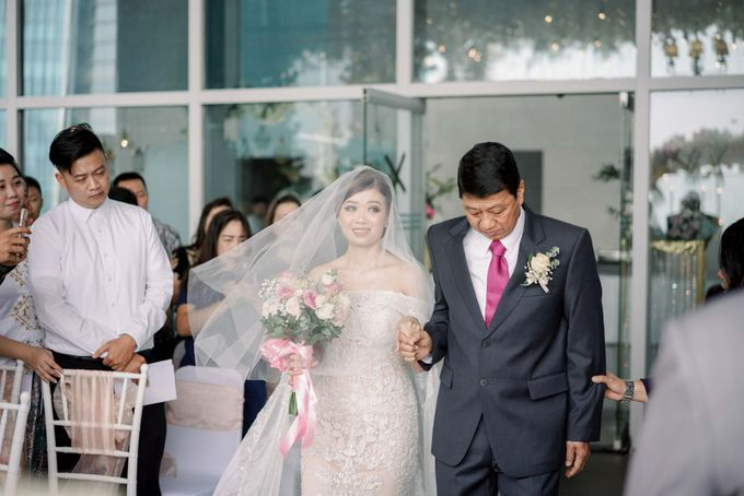 Yoshua & Silvia Wedding Day Part 2 by Filia Pictures - 002