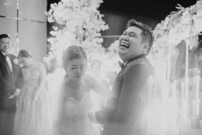 Yoshua & Silvia Wedding Day Part 2 by Filia Pictures - 032