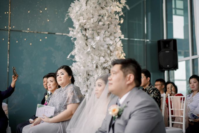 Yoshua & Silvia Wedding Day Part 2 by Filia Pictures - 007