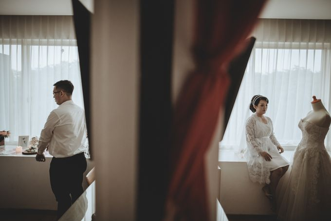 Yosua & Angel Wedding Day by Chroma Pictures - 004