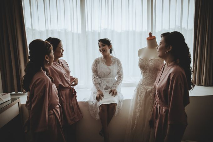 Yosua & Angel Wedding Day by Chroma Pictures - 005