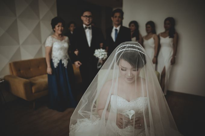 Yosua & Angel Wedding Day by Chroma Pictures - 007