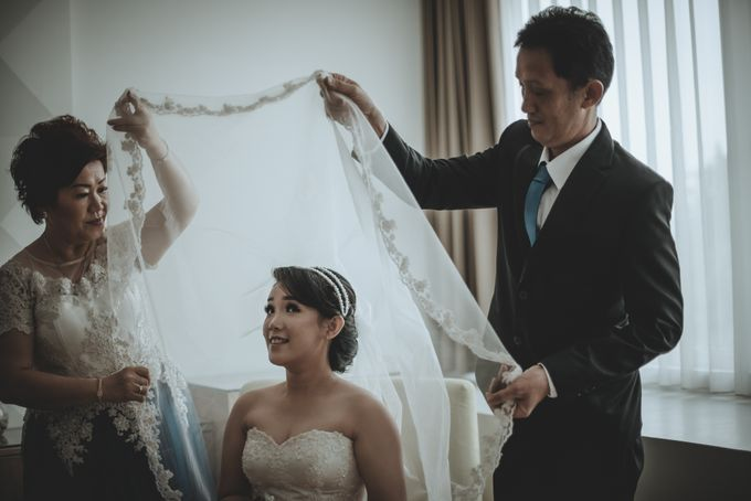 Yosua & Angel Wedding Day by Chroma Pictures - 022