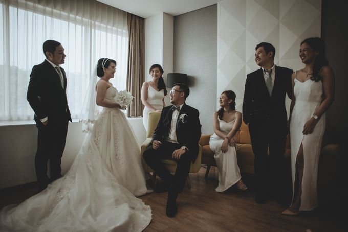 Yosua & Angel Wedding Day by Chroma Pictures - 024
