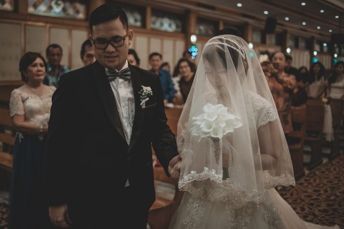 Yosua & Angel Wedding Day by Chroma Pictures - 025