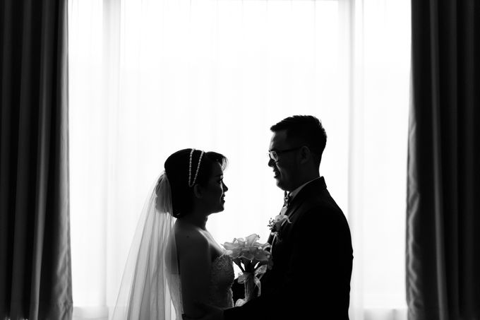 Yosua & Angel Wedding Day by Chroma Pictures - 044