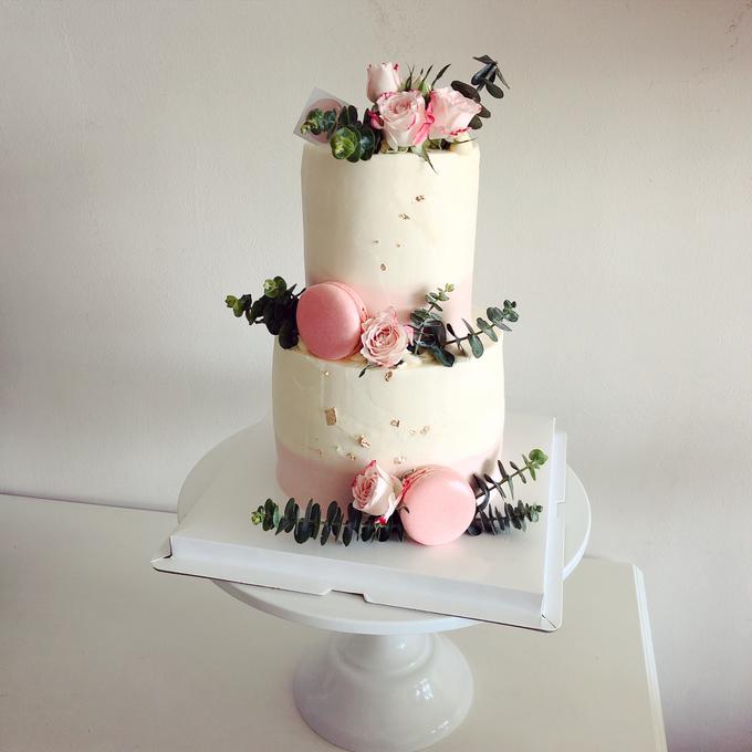 wedding cake of March 19 by Yoyosummer - 001