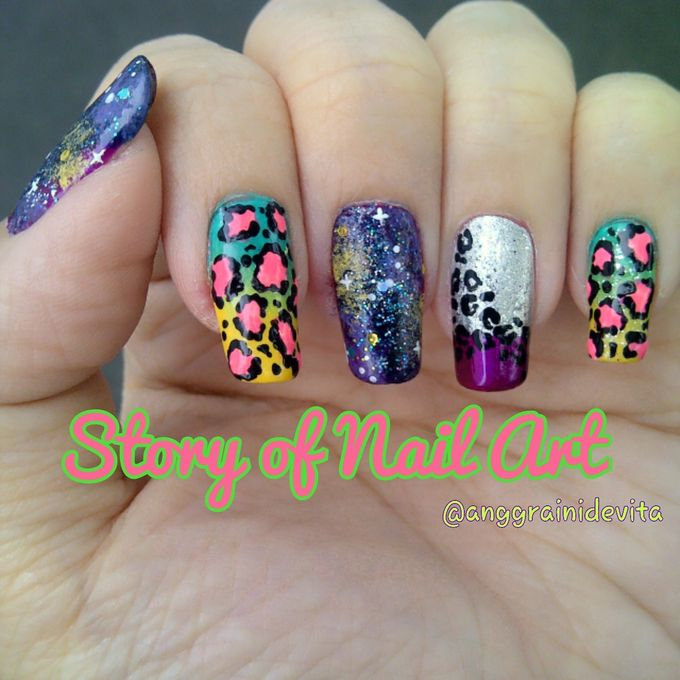 Painting Nails by Story of Nailart - 012