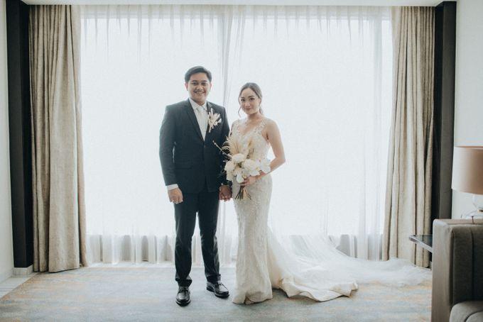 The Wedding of Rosenna & Yheskiel by Sheraton Grand Jakarta Gandaria City Hotel - 008