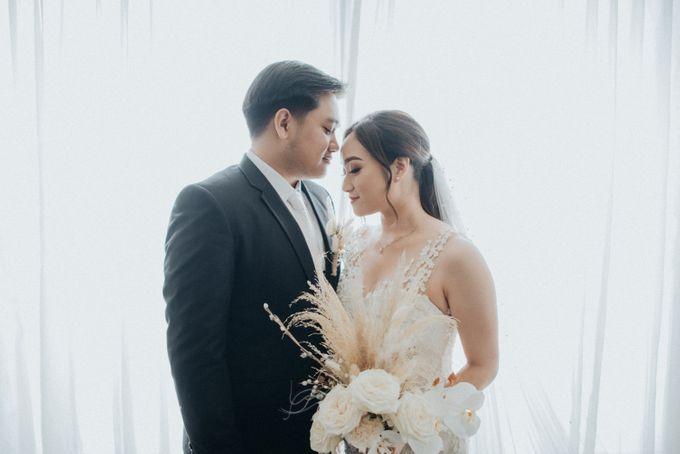 The Wedding of Rosenna & Yheskiel by Sheraton Grand Jakarta Gandaria City Hotel - 009
