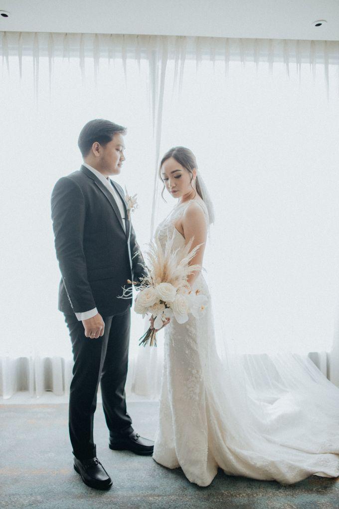 The Wedding of Rosenna & Yheskiel by Sheraton Grand Jakarta Gandaria City Hotel - 010