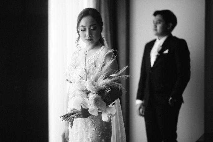 The Wedding of Rosenna & Yheskiel by Sheraton Grand Jakarta Gandaria City Hotel - 011