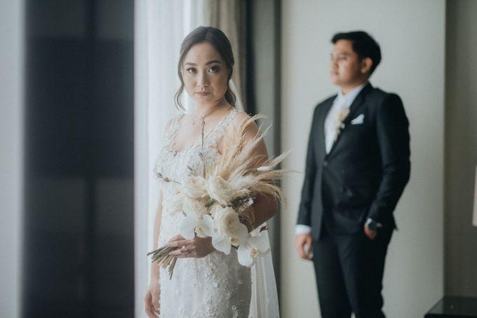 The Wedding of Rosenna & Yheskiel by Sheraton Grand Jakarta Gandaria City Hotel - 015