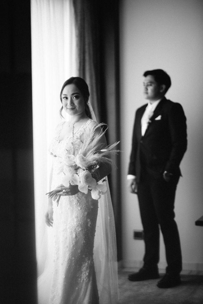 The Wedding of Rosenna & Yheskiel by Sheraton Grand Jakarta Gandaria City Hotel - 020