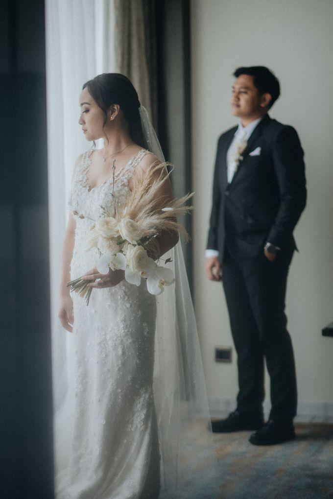The Wedding of Rosenna & Yheskiel by Sheraton Grand Jakarta Gandaria City Hotel - 013
