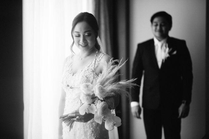 The Wedding of Rosenna & Yheskiel by The Flower Philosophy - 019