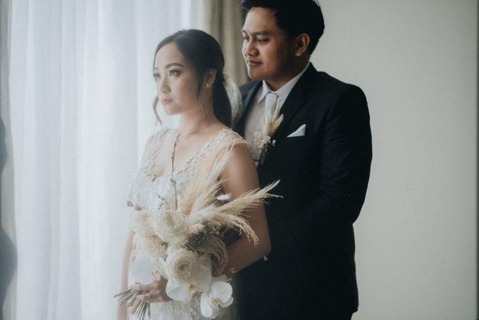 The Wedding of Rosenna & Yheskiel by Sheraton Grand Jakarta Gandaria City Hotel - 018
