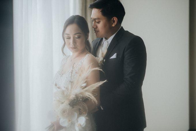 The Wedding of Rosenna & Yheskiel by Sheraton Grand Jakarta Gandaria City Hotel - 017